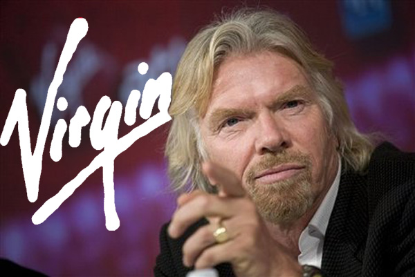 Biographie de Richard Branson