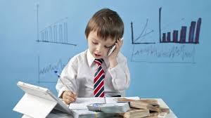Comment preparer son enfant à être entrepreneur ?
